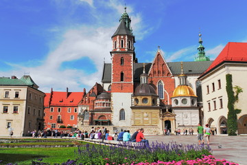 Kathedrale der heiligen Wenzel und Stanislaus