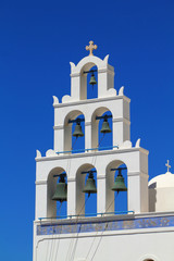 Church St. Irene of Oia, Santorin