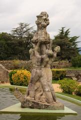 Vigo Castle Botanical Gardens