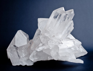 Big quartz crystals