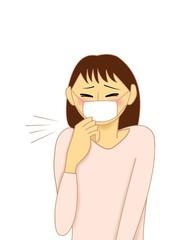 風邪 マスク 女性