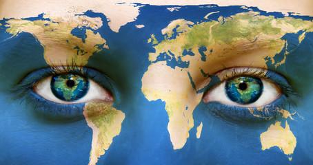 Earth Face