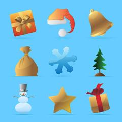 Icons for Christmas