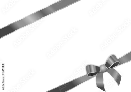 Geschenkband in schwarz