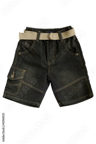 Children's wear - jean shorts