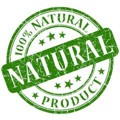 Natural stamp
