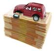 concept coût accident voiture