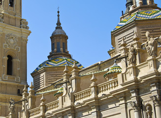El Pilar. Zaragoza, Spain