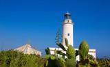 Formentera La Mola lighthouse near Ibiza poster