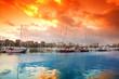 Fototapeta Śródziemnego - Europa - Port
