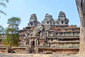 Templo de Ta Keo. Camboya