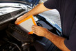 Car air filter - 45979979