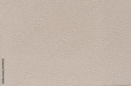 Staande foto Leder White leather