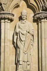 Bishop Brithwold, Salisbury Cathedral