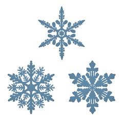 Schneeflocke, Eiskristalle, Frost