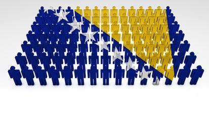 Bosnia And Herzegovina Parade