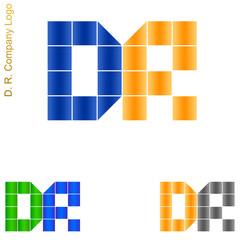 D. R. Company Logo