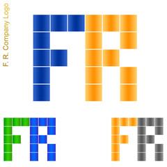 F. R. Company Logo