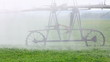 automatic irrigation of agriculture field