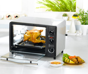 Electric chicken roast oven fast and convenience kitchenware