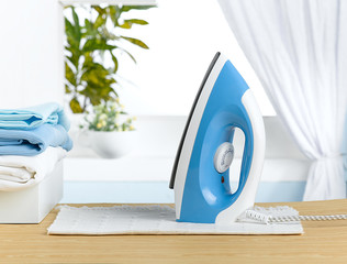 modern design iron for assist housewife work
