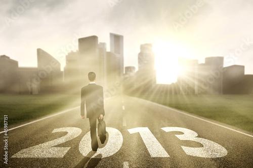 Businessman-2013-road-journey