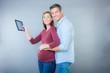schwanger paar online
