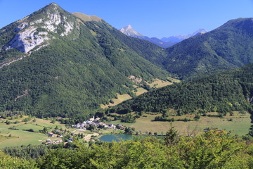 massif des beauges , Savoie