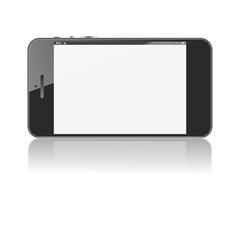 TABLET COMPUTER horizontal - mirror shade