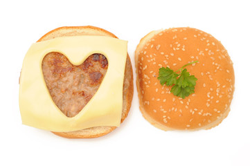 Cheesburger love