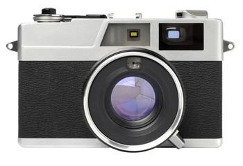 Retro style camera - Cámara estilo retro