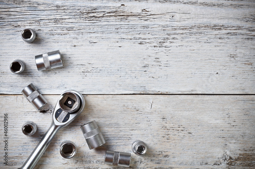 Socket wrench