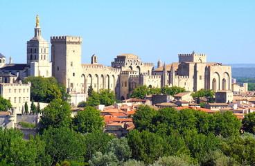 Résidence des papes à Avignon