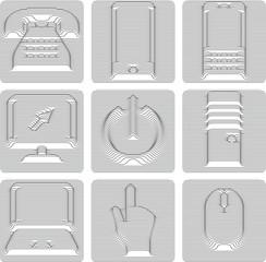 symbols communications set
