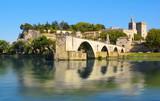 Fototapety Le Pont d' Avignon
