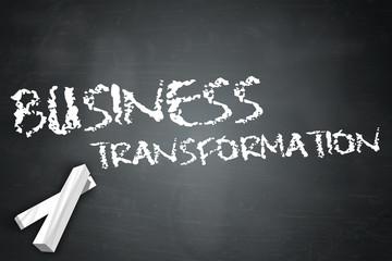 """Blackboard """"Business Transformation"""""""