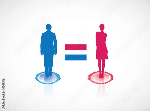 parité homme femme / hommes femmes