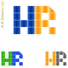 H. R. Company Logo