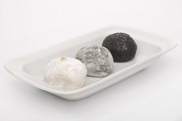 Japanese dessert Mochi