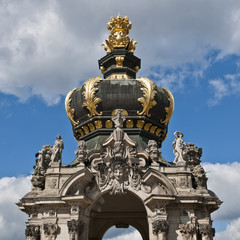 Semperoper à Dresde - Allemagne