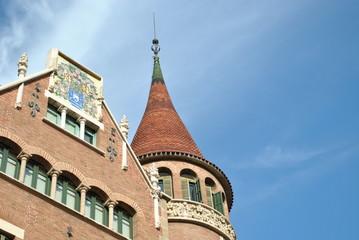 Palacio en barcelona