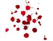 Red blots