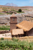 Church of Socaire, Atacama desert (Chile)