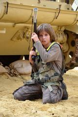 Jeux d'enfant - Laser Game - Personnage soldat 1