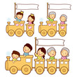 The train trip is an enjoyable family characters. Home Character