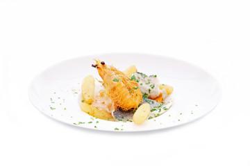 restaurant - assiette de la mer  # 30