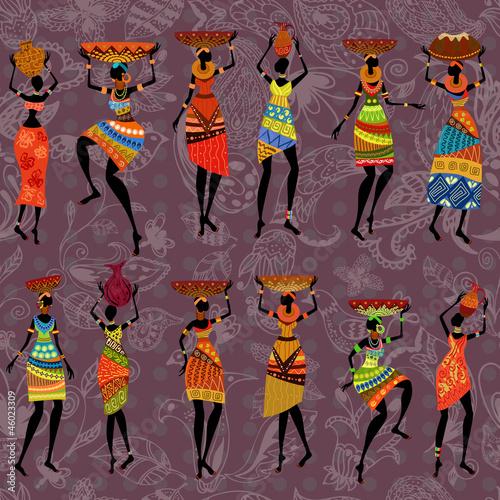 Fototapeten,afrikanisch,abbildung,entwerfen,ornament