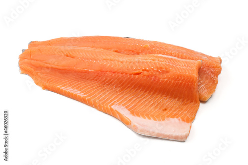 filetti di trota salmonata - trout fillets