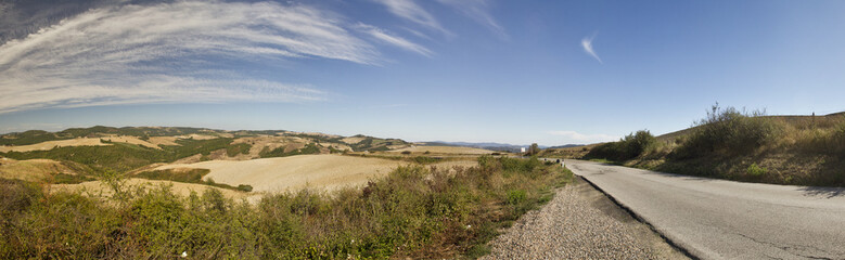 180° Panorama - Toscany View