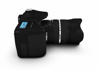 Digitale Spiegelreflexkamera 360° Ansichten - Bild 2 von 9